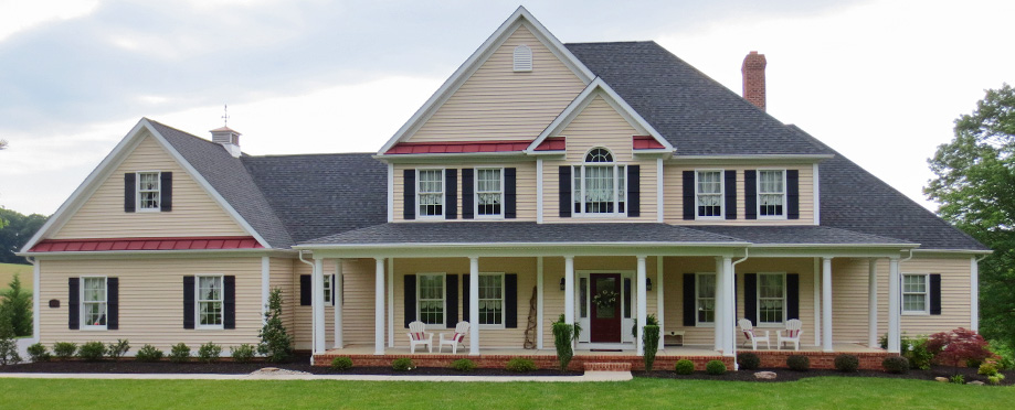 Harford County Custom Home Floor Plans, Maryland Custom Home builder